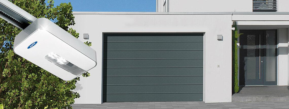 Garagen-Antriebe